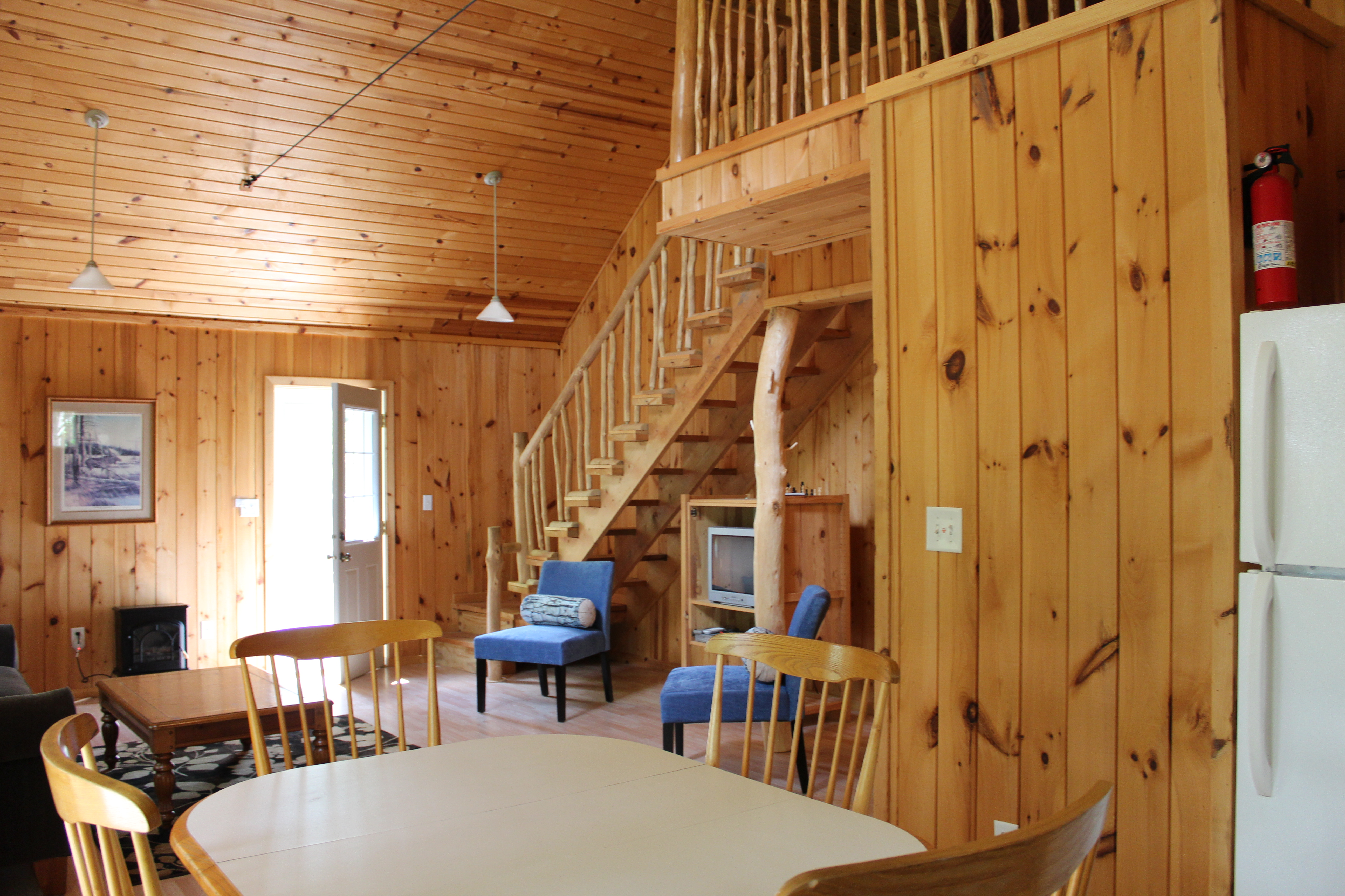 cabins ohio log frontier cabin homes cozy in cover pa modular manufactured