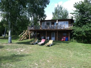 Beautiful cabin on Lake Vermilion
